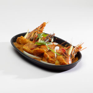 GAMBAS CURRY DECORTIQUEES TAJMAHAL SEVRES