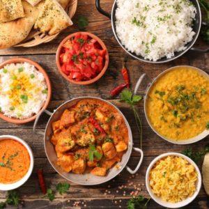 Plate Indien
